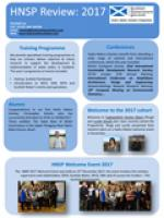 Hydro Nation Scholars Programme – 2017 Review