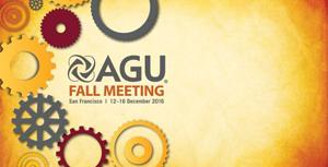 Hydro Nation Scholar Scholar, Bas Buddendorf to present at the AGU Fall meeting, San Francisco 12th-16th December 2016