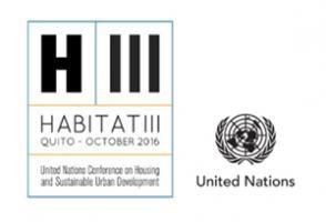 HABITAT III -the United Nations Conference on Housing and Sustainable Urban Development HABITAT III - the United Nations Conference on Housing and Sustainable Urban Development