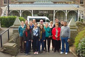Scotland the Hydro Nation 'Road trip' May 2016